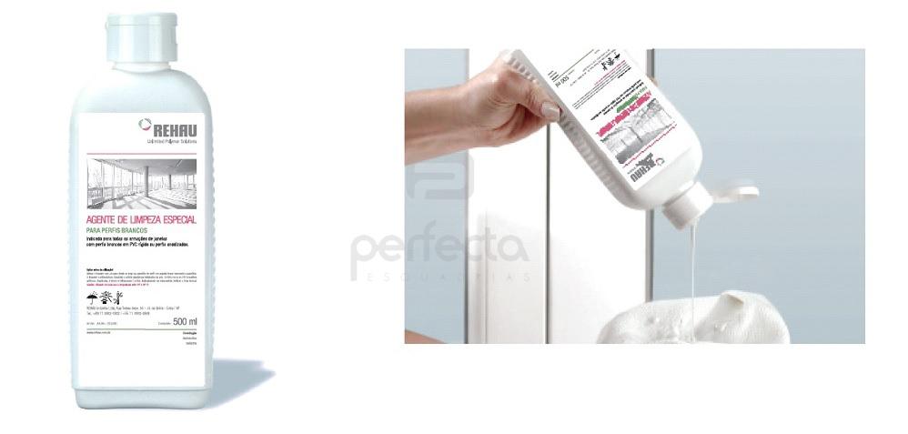 produto limpeza de esquadrias